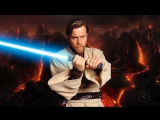 Star Wars OST Obi Wan Anakin Last fight Teneme