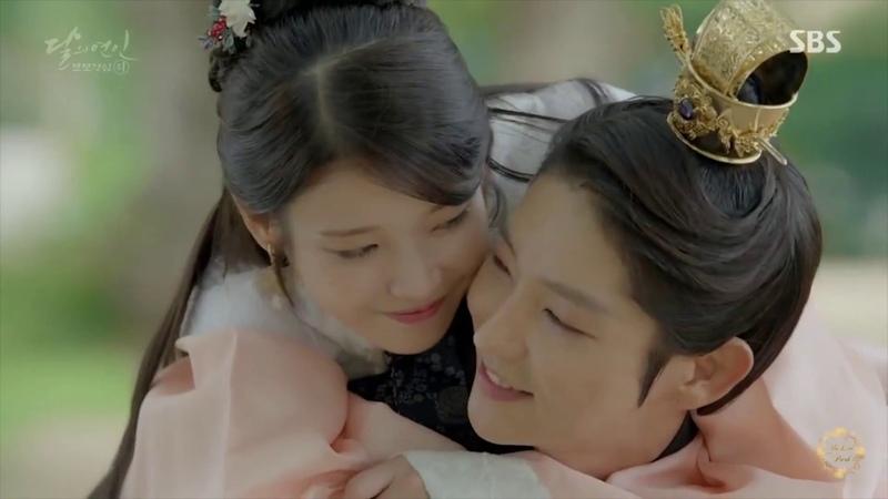 Клип к дораме Алые сердца Корё / Moon lovers Scarlet heart Ryeo Sweet momets of Wang So and Hae Soo