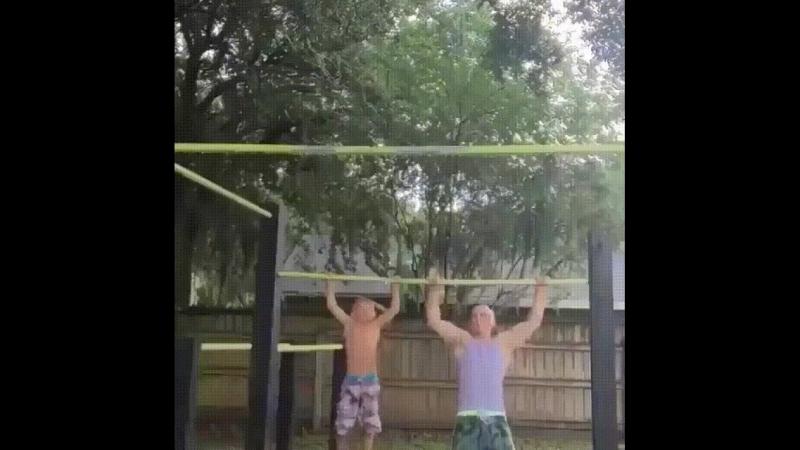 Отец и сын)