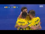 Украина - Португалия. Обзор матча