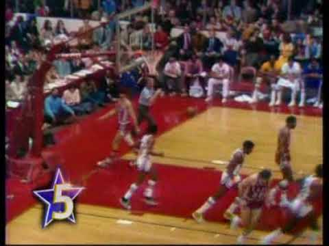 Top 10 NBA All Star Game 1973