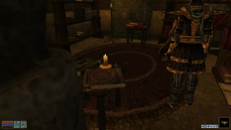 Прохождение TES III- Morrowind @6 Осведомители Кая Косадеса_HIGH.m4v