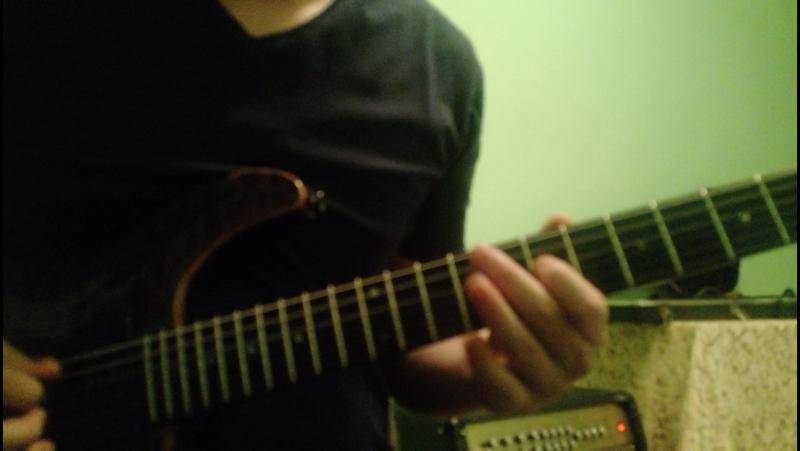 Roland VG 88 flanger tone