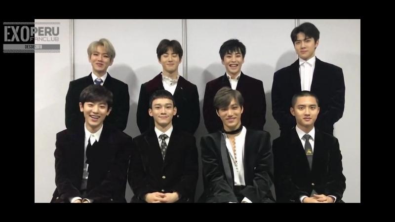 [SUB ESP] 17/12/13 - EXO @ Comentarios para el Primer Álbum Japonés 『COUNTDOWN』.