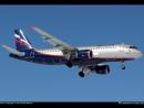 Стюардесса пытается посадить A320