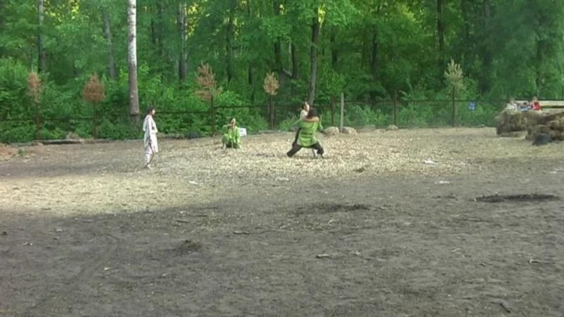 Маневры РАТНОЕ ДЕЛО (часть 4), май 2009 года, Кр.Глинка