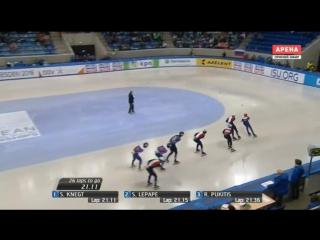 Чемпионат Европы по шорт-треку 2018г. Дрезден 3000m Суперфинал