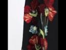 Платье длинное льняное Чары 2
