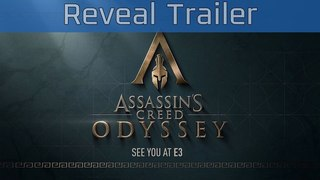Assassin's Creed Odyssey - E3 2018 Reveal Teaser [4K 2160P]