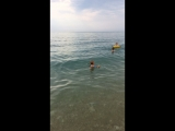 А нам море по колено.... по шею ))))