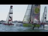 Sailing Flying Phantom Series 2018 - Quiberon 24 TV