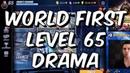World First Level 65 Drama - The KnightlyGaming Saga - Marvel Strike Force