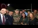 أردوغان مع لفيف من الرياضيين والفنانين الأتراك يتفقّد مخفرا حدوديا بولاية هطاي 1.4.2018.mp4