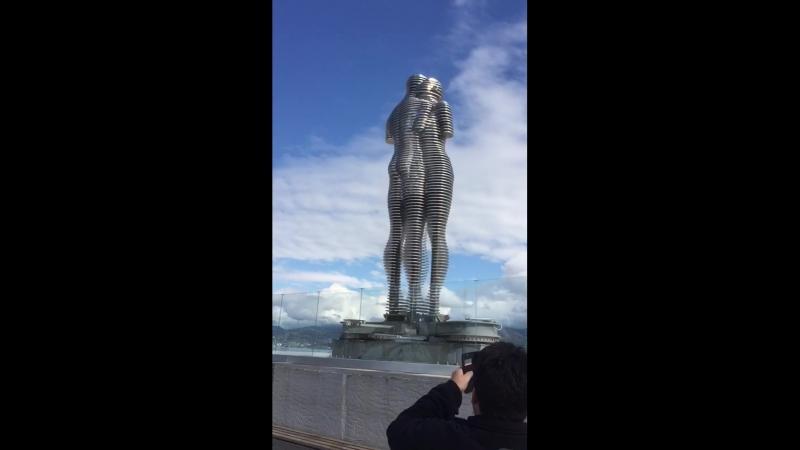 Amazing Statue In Georgia.