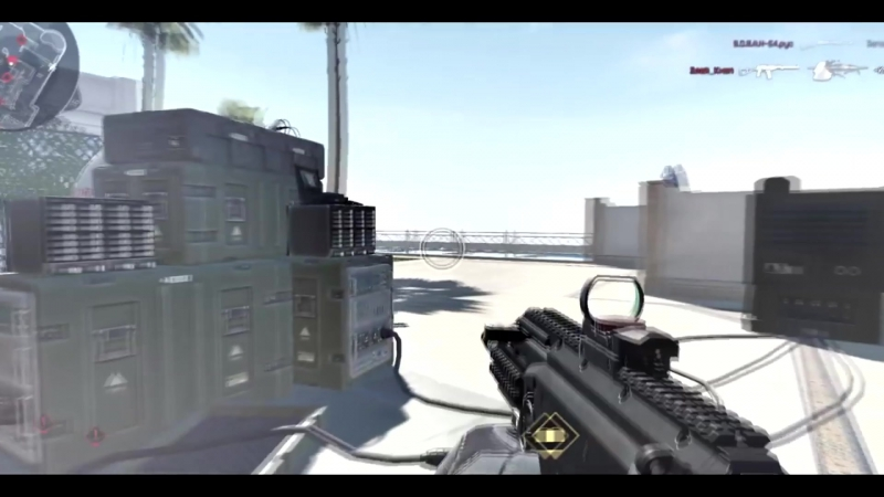 FRAG MOVIE (Fast Cup)