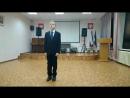 Конкурс чтецов - Колодочка Денис 6 Б - За верность тематике конкурса