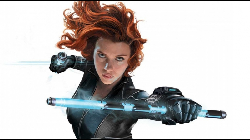 Чёрная вдова (ФАН-трейлер)/Black Widow Movie Trailer Concept - Scarlett Johansson, Jeremy Renner (Fan Trailer)
