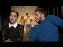 Forever My Girl (2018) Interview With Alex Roe  Jessica Rothe - Huckabee