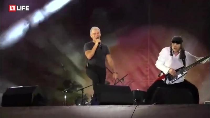 Концерт Олега Газманова в Донецке 4 08 2017 Полная версия