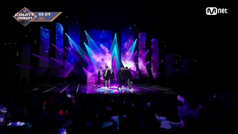 [JBJ - Everyday] Comeback Stage | M COUNTDOWN 180118 EP.554 Vk. ver.