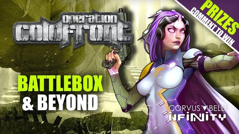 Infinity Operation Coldfront Week - Battlebox Beyond