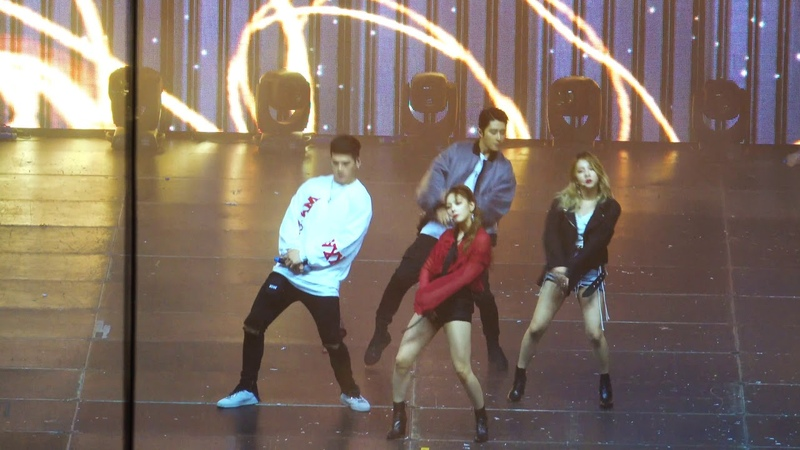 KARD _ You In Me CDF 2018 Moscow 4K