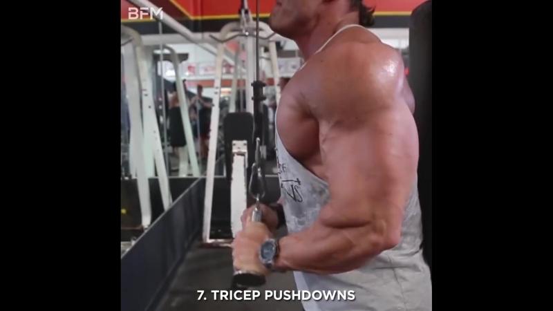 10 упражнения для рук