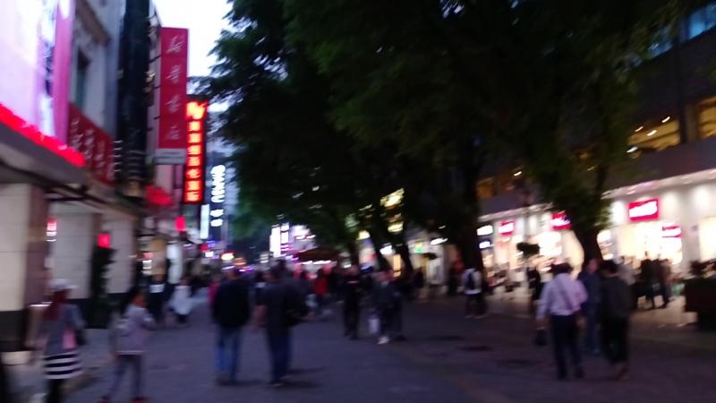 Main Pedestrian Street Guangzhou