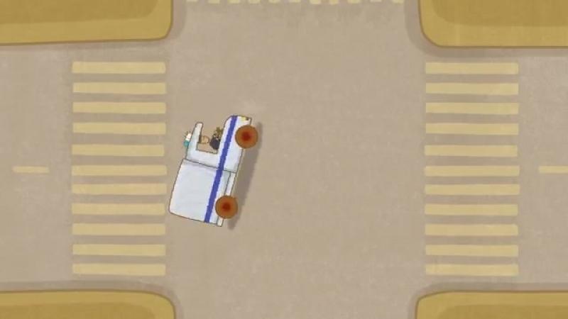 Машинки, Полицейская машина (серия 14)