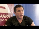 Chael Sonnen loved every second of Ngannou vs Derrick Lewis