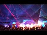 Astral Projection & lasers @ Skazka-5 Festival (10-12.08.2018)