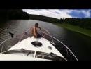 прогулка на яхте катере