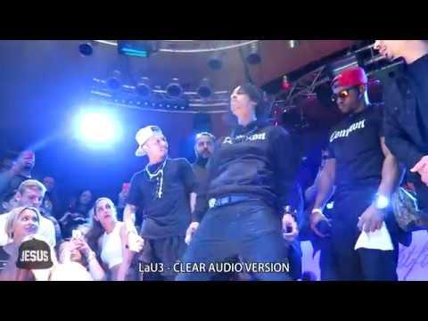 Larry (Les Twins) - Diamond Freestyle Pt. 3 - Tre Capital Martin $ky (CLEAR AUDIO)
