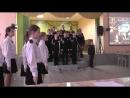 Несокрушимая и легендарная 71 взвод и младшая группа школы мажореток к 100 - летию истории АРМИИ