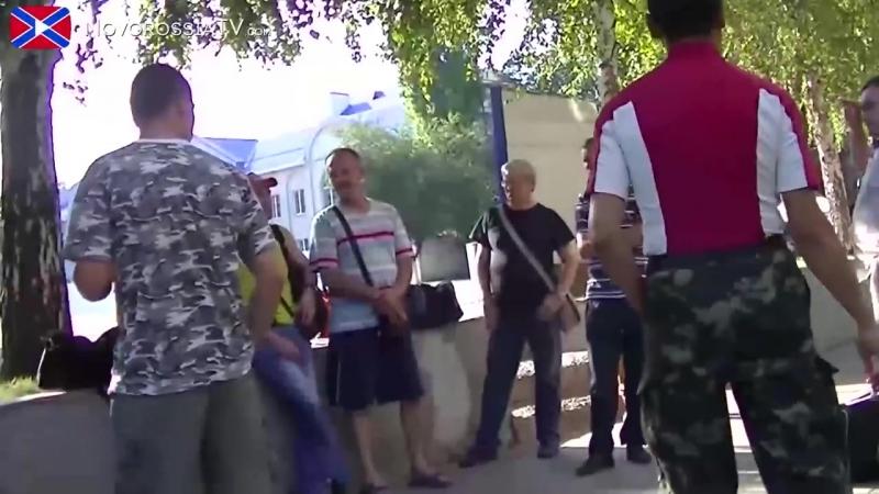 Документальный фильм о наборе в ополчение Донбасса. (Часть 1) » Freewka.com - Смотреть онлайн в хорощем качестве