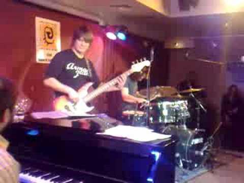 Группа «Miraif» - drum solo by Dima Sevost'yanov [Концерт в «Союзе Композиторов», 2008]