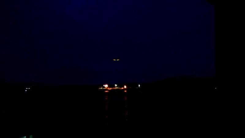 нло над танкером (Кольский залив)