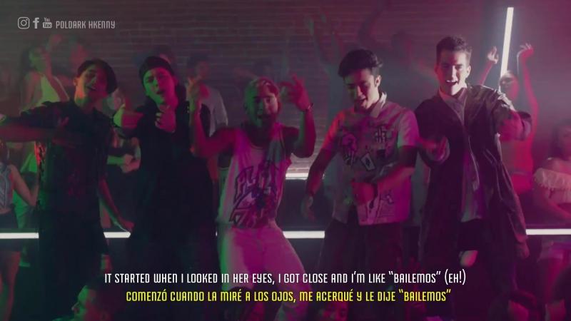 Little Mix, CNCO - Reggaeton Lento (Con Letra) (By Poldark Hkenny)