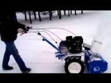 Снегоуборщик к мотоблоку Нева