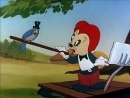 The Woody Woodpecker Show - S01E21 - Andy Panda Goes Fishing - Poet The Peasant - A Moment With Walter Lantz - Ski For Two (195