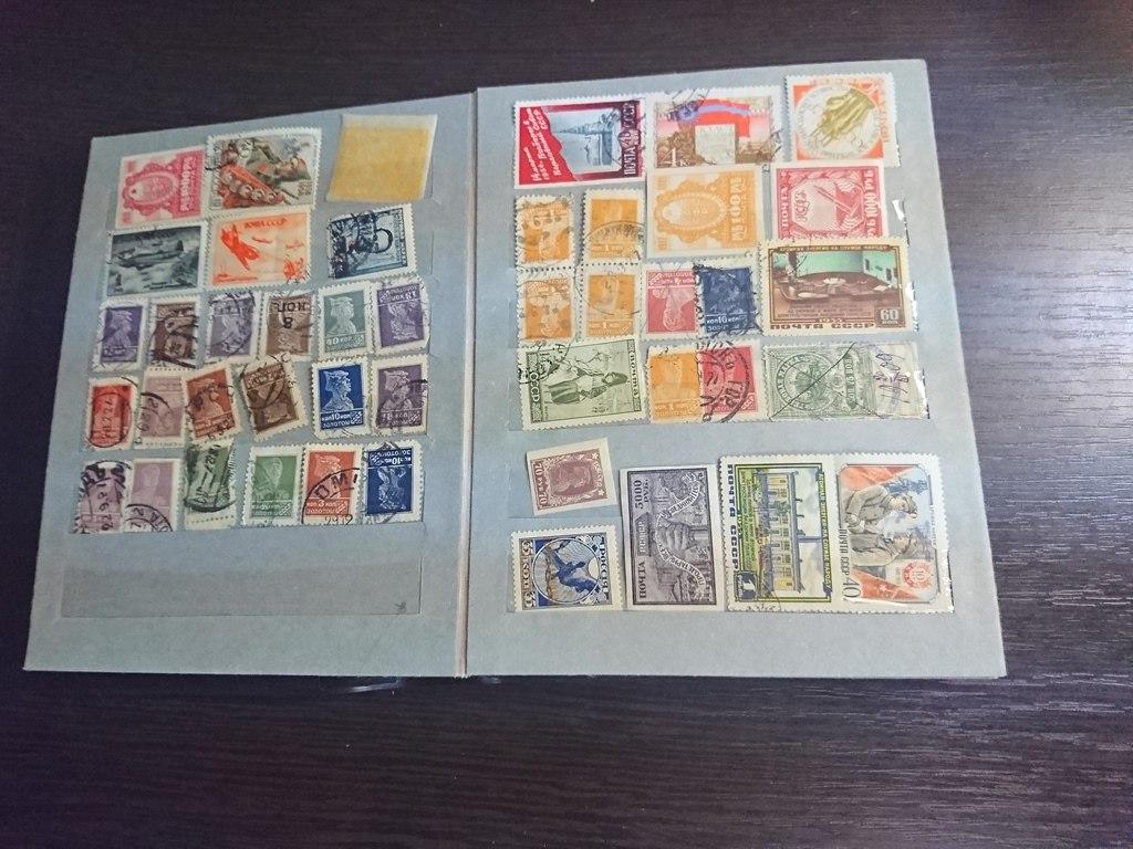 Открытка во францию сколько марок