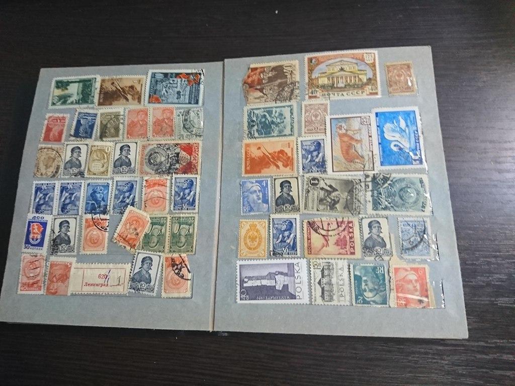 Открытка по россии сколько марок