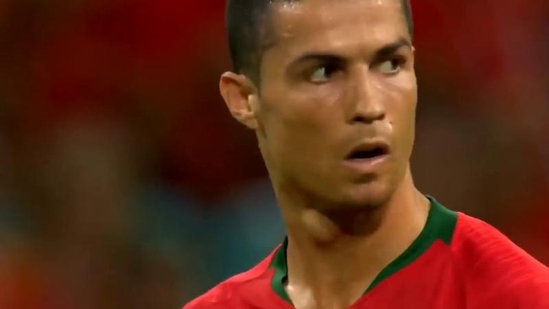 Португалия - Испания 3:3 ХЕТ-ТРИК Роналду Обзор матча Чемпионат мира 2018