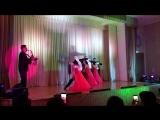 Совместное выступление с шоу-балетом Артур Бедикян Саксофонист Сочи
