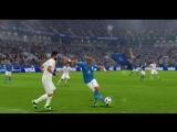 FIFA18 DLC WC Красивая комбинация с пасом рабоной