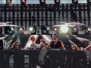 Nastia b2b Dubfire - Live @ IMS, Dalt Villa Ibiza, Spain 25.05.2018