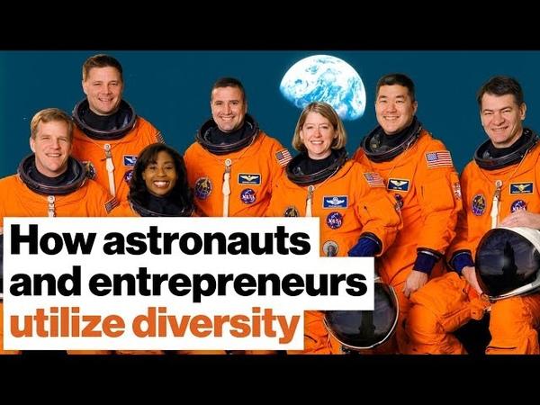 Want stratospheric success Here's how astronauts utilize diversity. | Scott Parazynski
