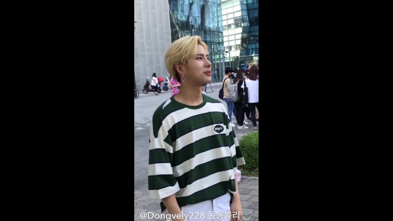 FANCAM | 19.07.18 | Wow @ Mini fanmeeting before M Countdown