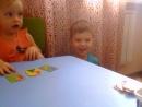 Есения учит алфавит! Есе 1,5 года!