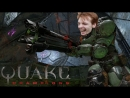 Quake Champions Фрай и ДА ВАШУ МАТЬ